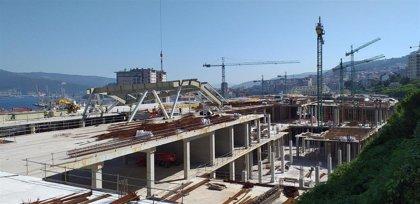 El parking del Centro Comercial Vialia Vigo permitirá entrar y salir sin ticket y tendrá un servicio de prepago