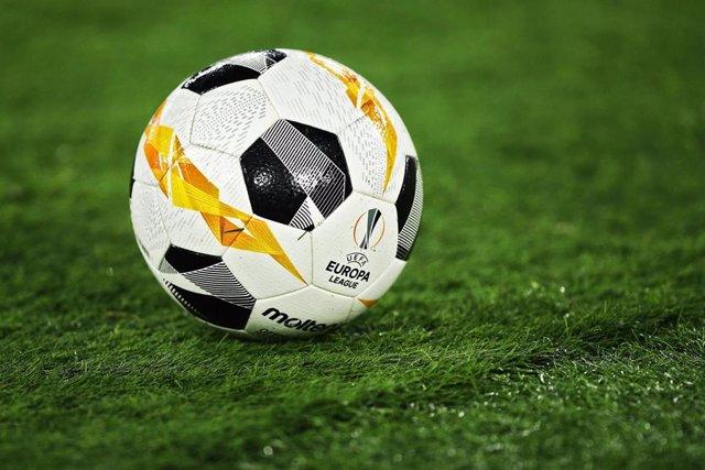 Balón oficial de la UEFA Europa League.