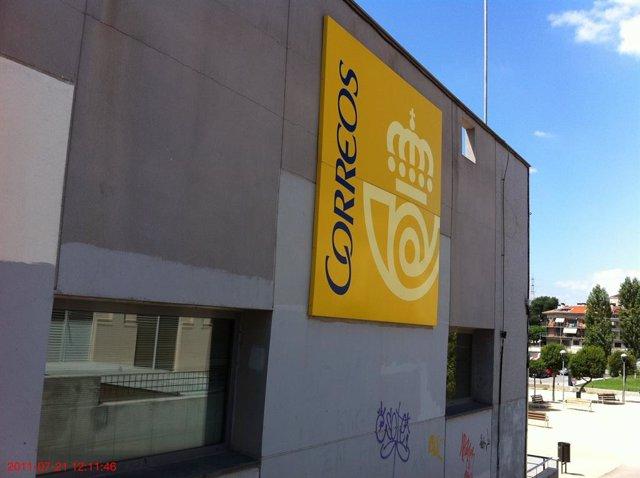 Una oficina de Correus