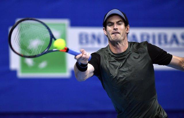 Tenis.- Andy Murray se apunta a un torneo benéfico a favor de la sanidad británi