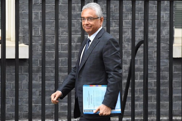 El primer ministro de Mauricio, Pravind Jugnauth