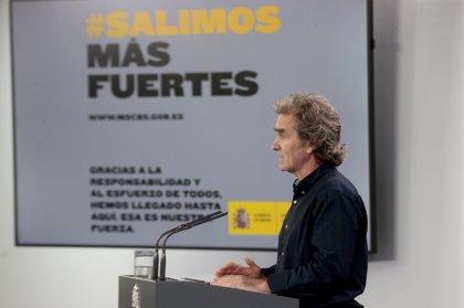 """Fernando Simón sobre los test de Torrejón: """"No tiene sentido que testen a toda la población, que no malgasten recursos"""""""