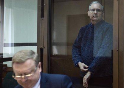 Operan de urgencia al exmarine estadounidense Paul Whelan, detenido en Rusia por espionaje