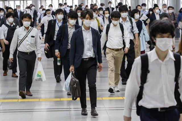 Coronavirus.- Tokio relajará todavía más las restricciones a partir del lunes a