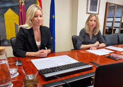 El Gobierno regional avanza en el Plan de recuperación del comercio minorista