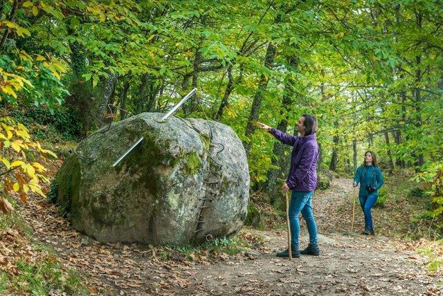 Fwd: Los Caminos De Arte En La Naturaleza Reciben 276.800 Visitantes En 10 Años
