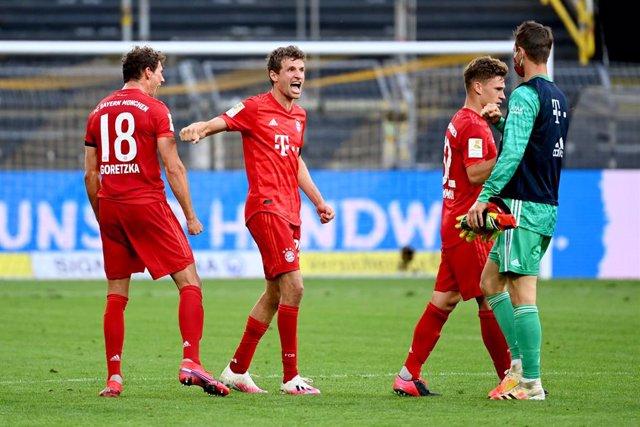Fútbol.- Los jugadores del Bayern Múnich vuelven a renunciar a parte de su salar
