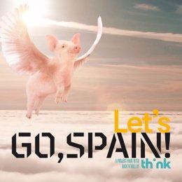 Logo 'Go, Spain!'