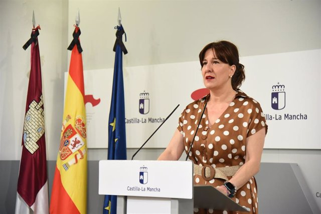 Portavoz Gobierno regional, Blanca Fernández