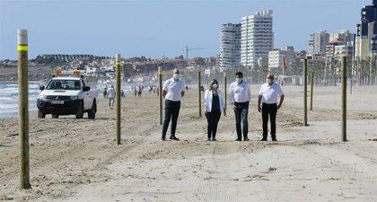 Alicante abrirá sus playas este lunes y usará drones para controlar el distanciamiento social