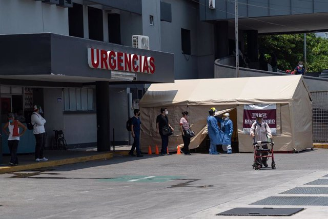 Hospital en Veracruz, México