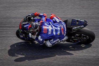 Lorenzo se estrena este domingo en el Gran Premio virtual de Silverstone