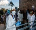ANDALUCIA REGISTRA TRES MUERTES Y SUMA 25 CASOS POR PCR Y DOS NUEVOS PACIENTES EN UCI
