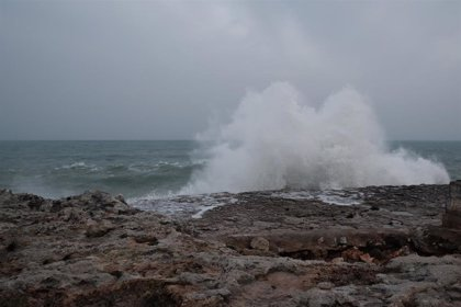 Aviso amarillo para este domingo en la provincia de Cádiz por tormentas