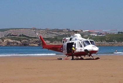 Muere el presidente de la Federación Cántabra de Triatlón en la playa en Suances