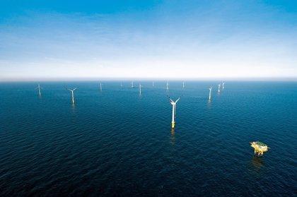 Siemens Gamesa suministrará 71 aergeneradores offshore para un perque eólico marino en Francia