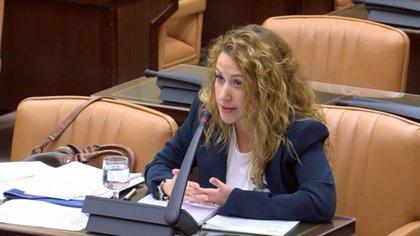 """La candidatura 'Entre todas Podemos', de Sara Carreño, consigue """"en tiempo récord"""" los avales de la militancia"""