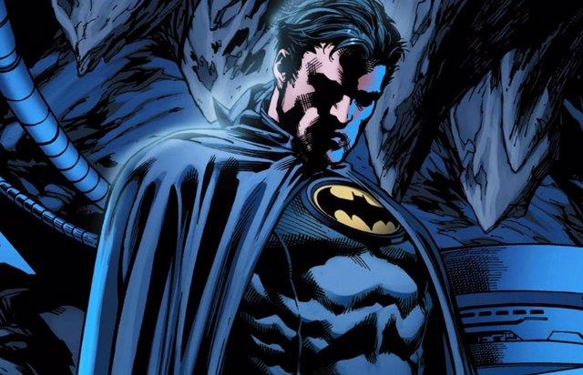 Bruce Wayne en los cómics de Batman