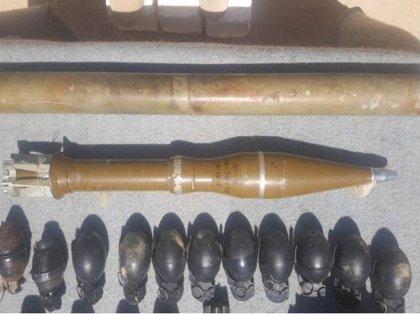 """Al menos 19 """"terroristas"""" muertos en operaciones antiterroristas en la región egipcia del Sinaí"""