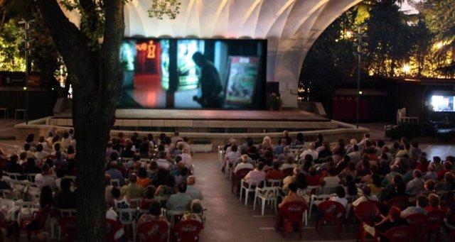 Cine de verano en la capital