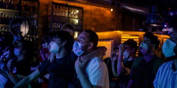 10. FOTOS: Así fue el concierto con distanciamiento social de Los Punsetes en Madrid