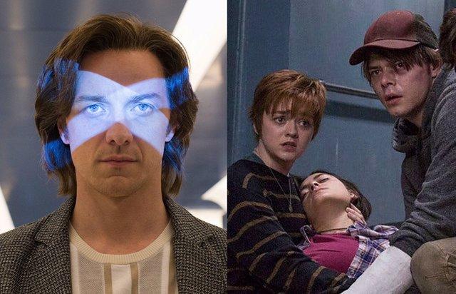 Los cameos de los X-men en Nuevos Mutantes