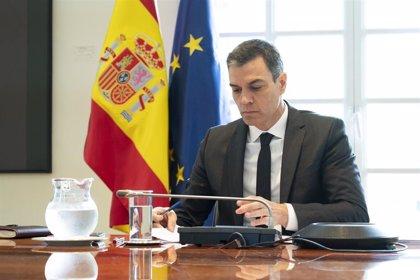 """Sánchez elogia el trabajo de Illa y Simón en la crisis: """"No han caído en la provocación ni una sola vez"""""""