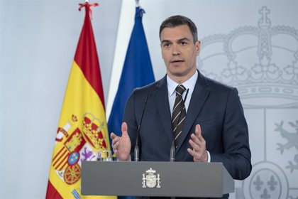 """Sánchez, sobre el Ingreso Mínimo Vital: """"Nuestro país ha ganado en justicia social, pero sobre todo en decencia"""""""