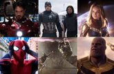 Foto: Las películas del Universo Marvel en orden cronológico y dónde verlas