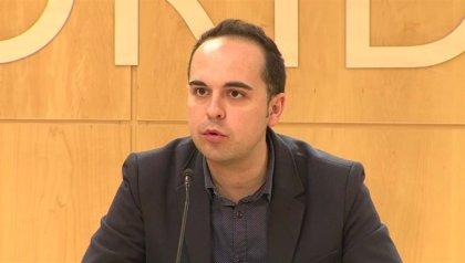 Calvo secundará a Higueras y no participará en el proceso de de constitución de Más Madrid