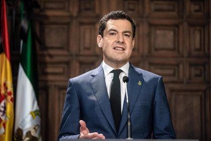Moreno pide a Sánchez que toda Andalucía pase a fase 3 de desescalada el 8 de junio con movilidad entre provincias