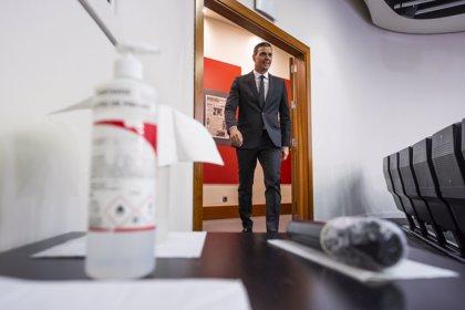 """Sánchez asegura que España puede lograr la vacuna del coronavirus """"antes de lo esperado"""""""