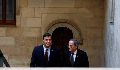 Sánchez espera retomar en julio la mesa de diálogo con la Generalitat de Cataluña