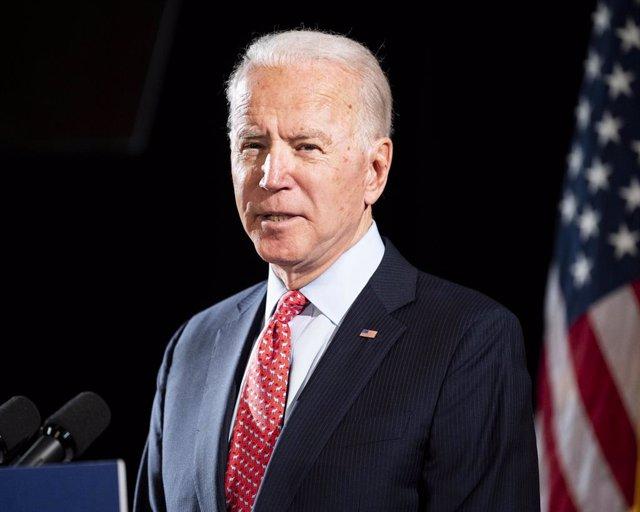 El candidat preliminar a la Casa Blanca, Joe Biden