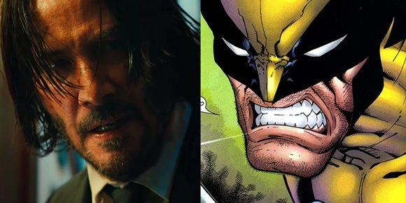 1. Keanu Reeves es el nuevo Lobezno en X-Men de Marvel en este brutal fan-art