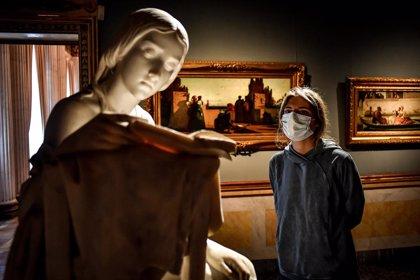 Coronavirus.- Italia sigue a la baja en casos con 355 contagios diarios y las muertes vuelven a bajar del centenar