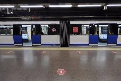 Metro de Madrid corta la circulación en dos tramos de la L4 y L7 por acumulación de agua tras la tormenta