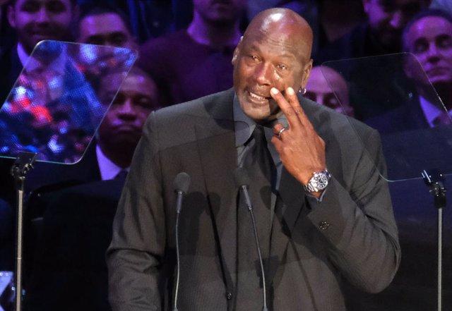 Baloncesto.- Michael Jordan y la NBA se unen a la condena por la muerte de Georg