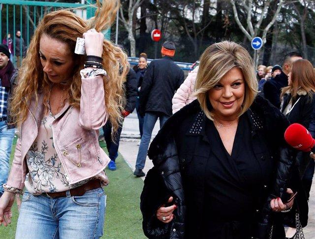 Terelu Campos, ¿está de acuerdo con la actitud de Rocío Carrasco sobre su hija Rocio?