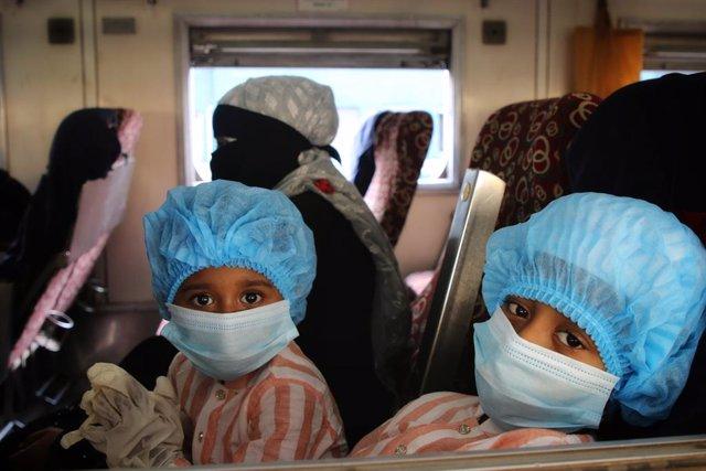 Coronavirus.- La pandemia de coronavirus deja más de 372.000 muertos y más de 6,