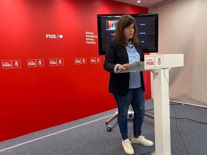 """El PSOE riojano asegura que el Ingreso Mínimo Vital """"es una nueva victoria de los derechos sociales"""""""