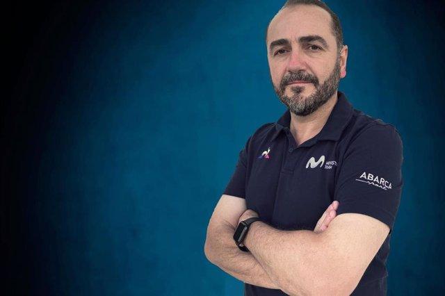 Miguel Grávalos, nuevo CEO del Movistar Team