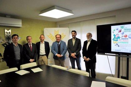 Caja Rural de Extremadura reactiva la convocatoria de los XVI Premios Espiga de la Actividad Física y el Deporte