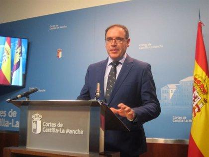 PP, sobre el pacto Gobierno-Cs-PSOE, está dispuesto a colaborar pero cree que Page no quiere que los 'populares' aporten