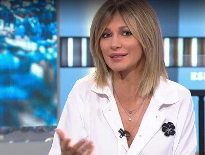 Susanna Griso y el misterioso broche que lleva siempre