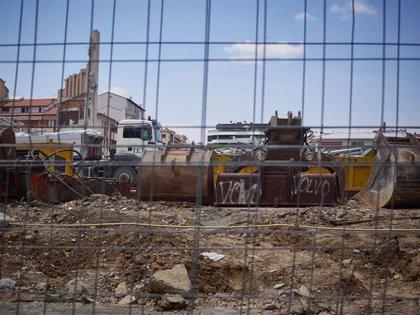 El 95% de las empresas del sector de la construcción de Navarra han vuelto a su actividad laboral, según UGT-FICA