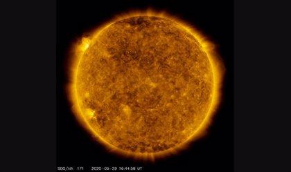 Primeras señales de recuperación de la actividad solar