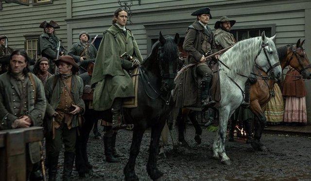 Imagen de la serie Outlander
