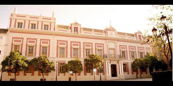 5. La Casa de la Provincia de Sevilla reabre sus exposiciones maximizando seguridad, con control de aforo y nuevo horario
