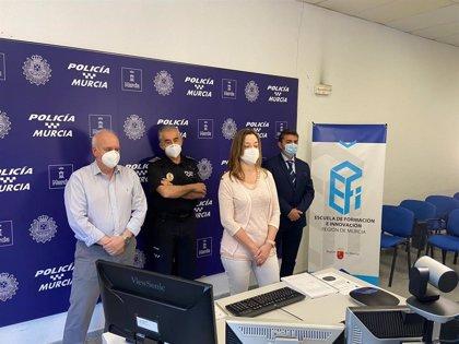 Un total de 44 aspirantes a agentes de Policía Local de Murcia comienzan la Academia